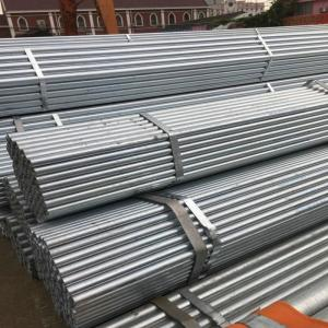 """China Galvanized Steel Pipe Large Diameter Steel Pipe DN32 1.2 """"2.75 Thick One /6 Meters (Customized) wholesale"""