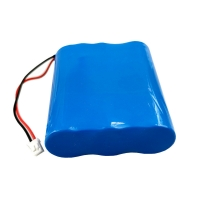 China 2600mAh Sanyo 18650 Lithium Rechargeable Battery 11.1 Volt wholesale