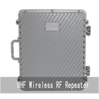 UHF wireless cellphone signal repeater booster