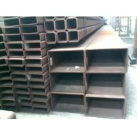 China Thick Wall Square Steel Tubes / Pipe High Strength , EN10219 S355JR wholesale