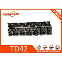 China Automotive Complete Cylinder Head Assembly For Nissan Patrol TD42 TD42T wholesale