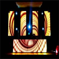 China High Pixel Resolution Full Color Led Screen , P3.91 Rgb Led Display Board wholesale