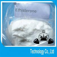 China Healthy No Side Effect Steroids Powder of Ethisterone CAS 434-03-7 wholesale