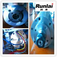 China 21000rpm Artware Electrical Spindle Bearings 5.5KW 380V with Tool Holder 2 Fillings wholesale