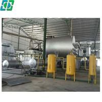 China Hotsale DDA Vacuum Distillation Black Waste Used Mobil Car Motor Engine Oil Recycling Machine /Plant /Equipment wholesale