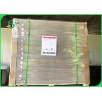 China Thikness 1.2mm One Side White Coated Duplex Board Paper In Sheets on sale