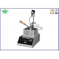 China Manual PMCC Cup Flash Point Measuring Instrument ASTM D93 Digital Display wholesale