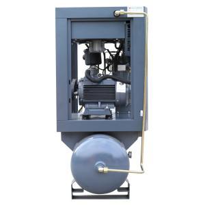 China Hot Selling Tank Mounted Screw Air Compressor for General Industry Screw Air Compressor wholesale