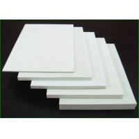 China Waterproof PVC Foam Board Sheet Wall Mounted Durable For Bathroom Cabinet wholesale