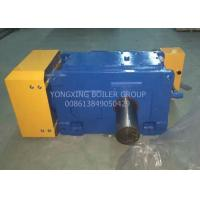 China Helical Speed Reducer Gearbox  Right Angle Reduction Gearbox With Motor wholesale