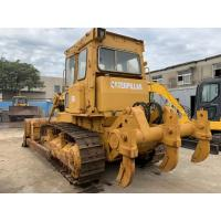 Buy cheap 100% Japan D6D Old Caterpillar Bulldozer / Used Cat Dozers 2012 Year from wholesalers