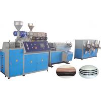China Fully Automatic Plastic Pipe Extrusion Line HDPE PE Corrugated Pipe Production Line wholesale