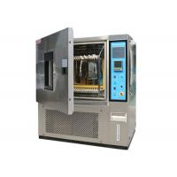 China Air cooling High and low Temperature HumidityChamber , Climatic Test Chambers wholesale