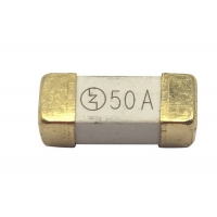 Buy cheap Quick Blow Ceramic Package SMD Cartridge Fuse 4512 50A 72VDC from wholesalers