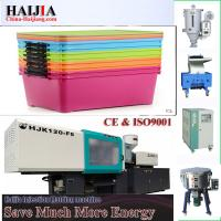 China Thermoplastic Plastic Injection Molding Machine For Plastic Storage Containers wholesale