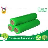 China Commercial Non Adhesive Transparent Stretch Film 20 Mic Thickness For Packing wholesale