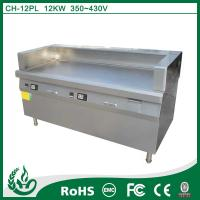 China Restaurant/Hotel use commercial large electric griddles wholesale