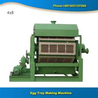 China Professional pulp molding machine make egg tray wholesale