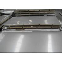 China No.1 , No.4 Cold Rolled Stainless Steel Sheet 309S 310S 316L SUS ASME 1219mm 1250mm wholesale