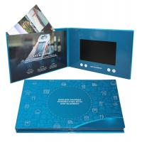 China China Factory Price 7 Inch tft Screen Digital Card Promotional LCD Video Brochure,lcd video brochure card wholesale