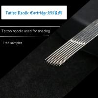 China WINNERCARE  Used for Tattoo Arts 304H stainless steel tattoo needle 15RM 1215RM Round magnum tattoo needle cartridges wholesale