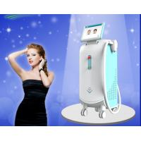China 808nm Wavelength Comfortable Effective Painless Diode Laser Hair Removal Beauty System wholesale