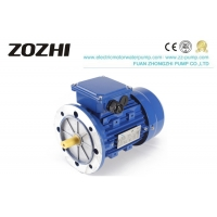 China IP44 Three Phase Electric Motor 0.75kw TEFC Squirrel Cage wholesale