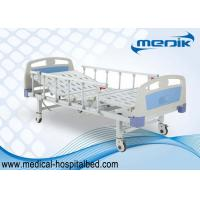 China Electric Hospital Beds For Home Use , 2 Function Ambulance / Ward Bed on sale