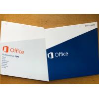 China 32 Bit / 64 Bit Micro Office 2013 Pro Plus License Key Download With Warranty wholesale
