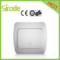 China Illuminated Doorbell Pushbutton Switch,Wall Door Bell Switch wholesale