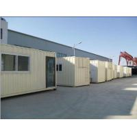 China Beautiful Modular Container House , 20ft Shipping Modular Home ISO9001 wholesale