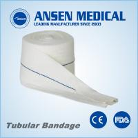 China 3.5cm X 10m with Red Line for Small Limbs 2 way Stretch Tubular Bandage on sale