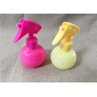 Mini Size Plastic Bottle Spray Nozzles Customized Color 24 / 28MM Neck Size