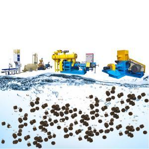 China Floating Fish Feed Machine wholesale