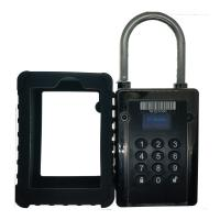 China IC CARD GPS Tracking Padlock Long Working Time 5~13 Days 111*82*42mm wholesale