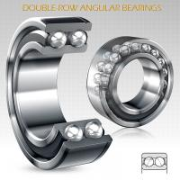 China Stainless Steel Double-row Angular Contact Ball Bearing S5206 2RS, S5206 ZZ wholesale
