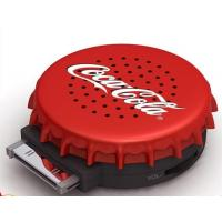 China Portable color Bottle cap speaker for Christmas gift,Beer Cap Speaker For ipod/Iphone4/4s wholesale
