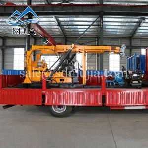 China XYC-3 600 Meters Diamond Rock Core Machine Water Well Drilling Truck On Sale on sale