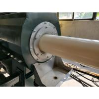 China ABS Pipe Extrusion Machine Used To Made ABS Plastic Core Pipe For Stretch Films wholesale