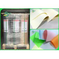 China 60 70 80gsm Woodfree Paper / Offset Paper FSC Cream Or Other Other Color In Roll wholesale
