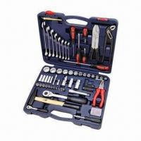 China 100pcs 1/4-inch and 1/2-inch Dr Tool Kit, OEM and ODM Orders are Welcome wholesale