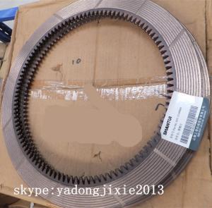 China SHANTUI SD16 Bulldozer clutch friction disc 16Y-15-09000 on sale