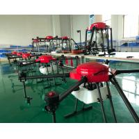 China Autonomous Obstacle Avoidance  Agricultural  Spraying Drone,Carbon Fiber Frame 15Kg Payload with 6 Spray Nozzles wholesale