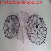 China fan guard grill cover for keeping fans and cables safe/80mm Guard / Metal Fan Cover/120 mm computer fan grills factory wholesale