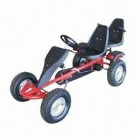 China Go Cart, New Design, New Joy, 16 x 6.50-8 Pneumatic Wheel and 1,850 x 795 x 895mm Body Size on sale