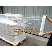 China factory price 20 Micron pallet Stretch Wrap and cast Stretch Film Shrink Wrap film / stretch film, Machine Stretch Film on sale