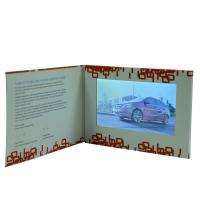 China 4.3 Inch LCD Video Birthday Cards For Marketing / Advertising / Promotion wholesale