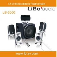 China 5.1 CH Home Theatre System LB-5000 wholesale
