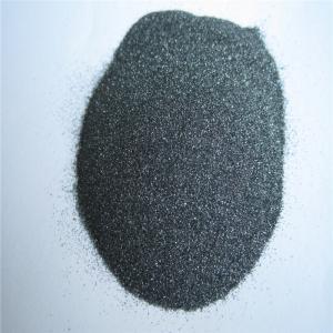China Black silicon carbide SIC sandblasting abrasive wholesale