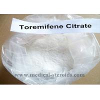 China 99% Assay Antineoplastic Drugs Toremifene Citrate Fareston For Gorwth Muscle wholesale